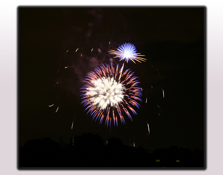 Fire Works by LudicrousSpeed