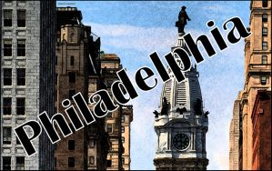 Philadelphia wallpaper f by yellowcaseartist