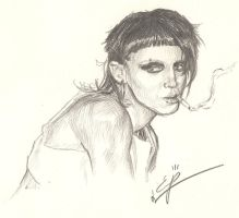 millenium rooney mara croquis by Queen-of-cydonia