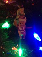 Winnie the Pooh ornament by Simpsonsfanatic33