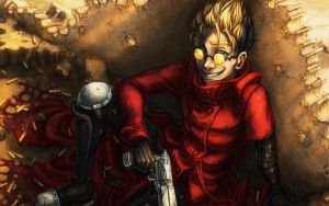 Vash the Stampede by Redundantthoughts