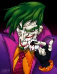 Joker Commish by lordmesa