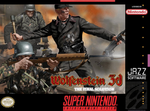 Wolfenstein 3d: The Final Solution - SNES by jazzmaster9