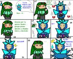 Snake y Gemini comic 3 by syani123