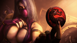 Testing Your Sight with Mileena 2 by Urbanator