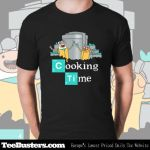 Cooking Time Tee by Fuacka