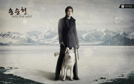 Song Seung Hun into the wild by MeyLi27