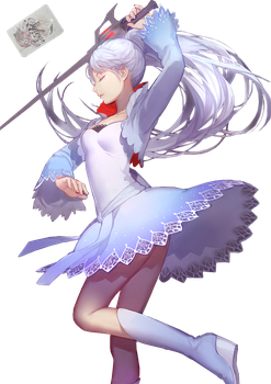 Weiss Schnee Render by Mikeiry