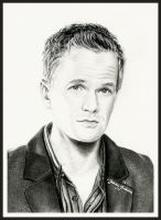Neil Patrick Harris by thewholehorizon