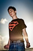 Superboy: Look Who's Back by darkhawk5