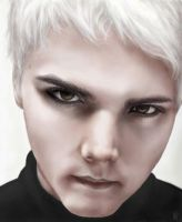 Gerard Way by Amber13