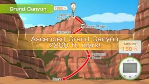 Number of Pokemon over Grand Canyon by Keyotea