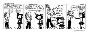 Strip 2: Motormouth by Tamao