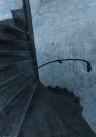 The Spiral Steps To Uncertainty by Estruda