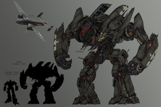 'All hail LORD MEGATRON' by Ra88