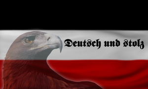 German and proud by Arminius1871