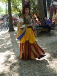 RennFaire Stock Pretty Dress by Ghost-Rebel-Stock