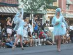 Disneyland dancers have nice legs by sbk1234