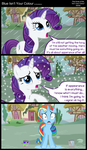 Blue Isn't Your Colour by Scootaloooo