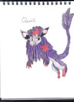 CF 0001 (Quill) by LucianBlack1122