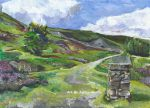 Heather Hills [SOLD] by Art-By-Ashley-Martin