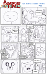 Adventure Time Webcomic ~ pg. 2 by adam1875