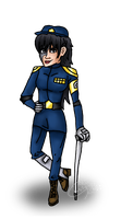 Request #6: Commander Reader by Chrisily