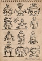 ROBOTZ Concepts 3 by radu-jm by Robot-drawing-club