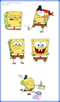 SpongeBob 4-Ever by StePandy