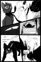 Shadow claw vs Shadow frost finale manga page 14 by ShadowClawZ