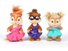 alvin and the chipmunks chip wrecked toys by johnnychipmunks