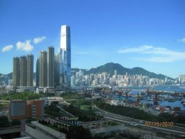 Hong Kong by pickymice