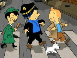 Little Tintin 4 by BabyPoof08