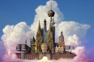 Daydreams of Cologne by IgnazioDelMar