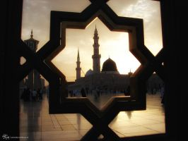 HARAM E NABI YE AKRAM by shia-photographer