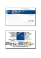 Streamline Business Card by Gorillastrations