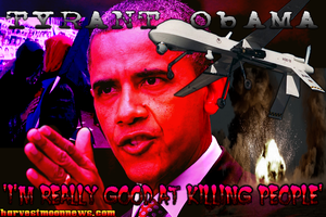 Tyrant Obama by FlipswitchMANDERING