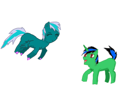 illumina and steam heart w.i.p by nicoflare
