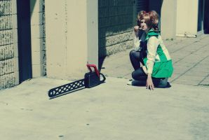 Lolipop Chainsaw by Cairdiuil