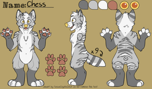Chessanthro Ref by Chargay