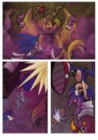 Random Sonic Comic page 2 by SHADOWPRIME