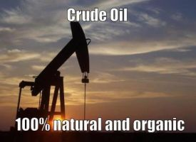100% Natural and Organic Crude Oil by Valendale