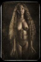 Vintage Goddess by LukiaLacuna
