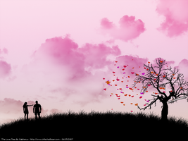 Finding the Love Tree by sabriena