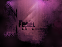 Freelance Wallpaper by fesell