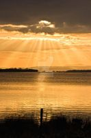 All about rays - Lough Corrib by Flash-and-Flair