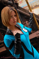 Sue Storm from Fantastic 4 by plu-moon