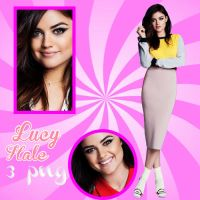 Lucy Hale Png Pack by ForeverSmile13
