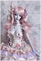 Melancholia Rose by Sarqq
