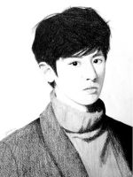 King of Derps Park Chanyeol by g3n13-w